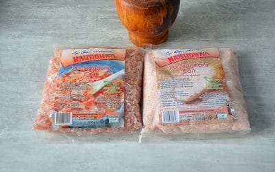 Натурална хималайска сол