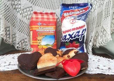 """Вкусни """"сладки сърца"""" за Свети Валентин"""